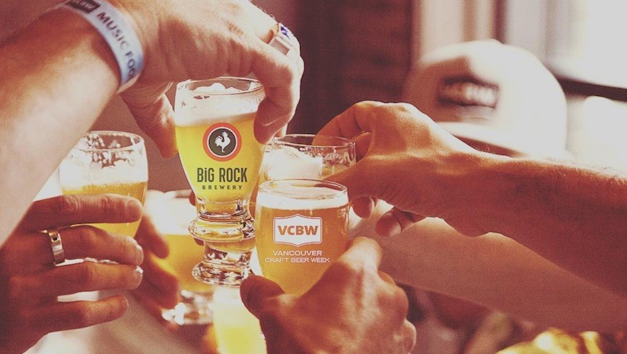 Vancouver Craft Beer Week is back with over 10 ways to celebrate
