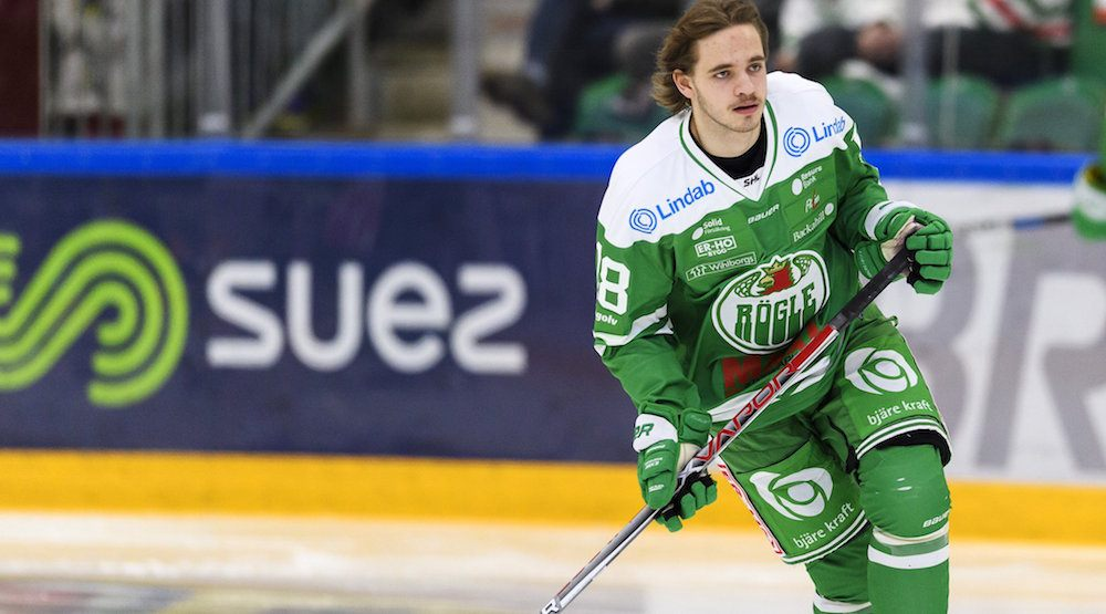 Watch: Maple Leafs 1st round pick Timothy Liljegren highlights (VIDEO)