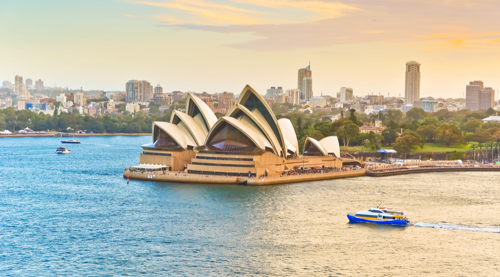 You can fly from Toronto to Sydney, Australia for $900 return this summer and fall