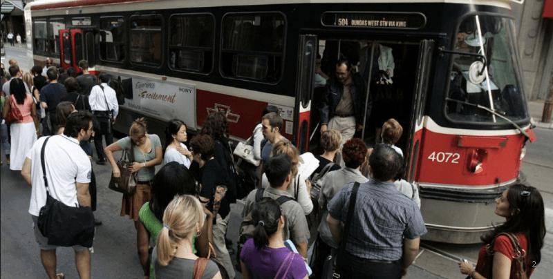 City unveils King Street Pilot Study, puts transit first