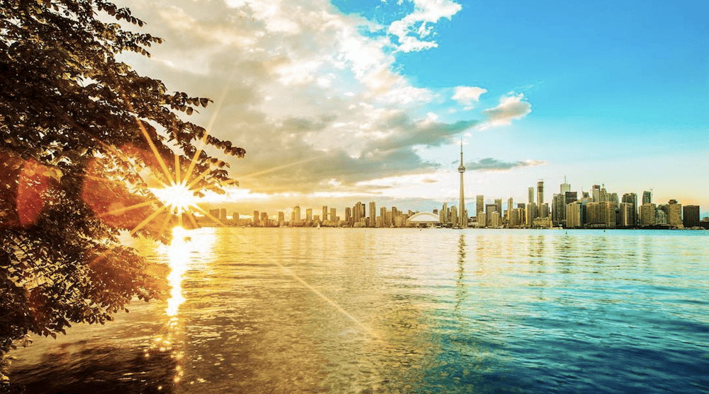 It's going to feel like 34°C in Toronto this weekend