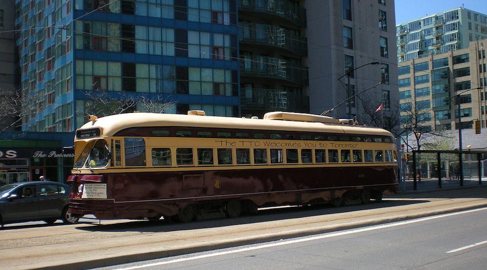 1024px toronto transit commission pcc 4500 in regular operation