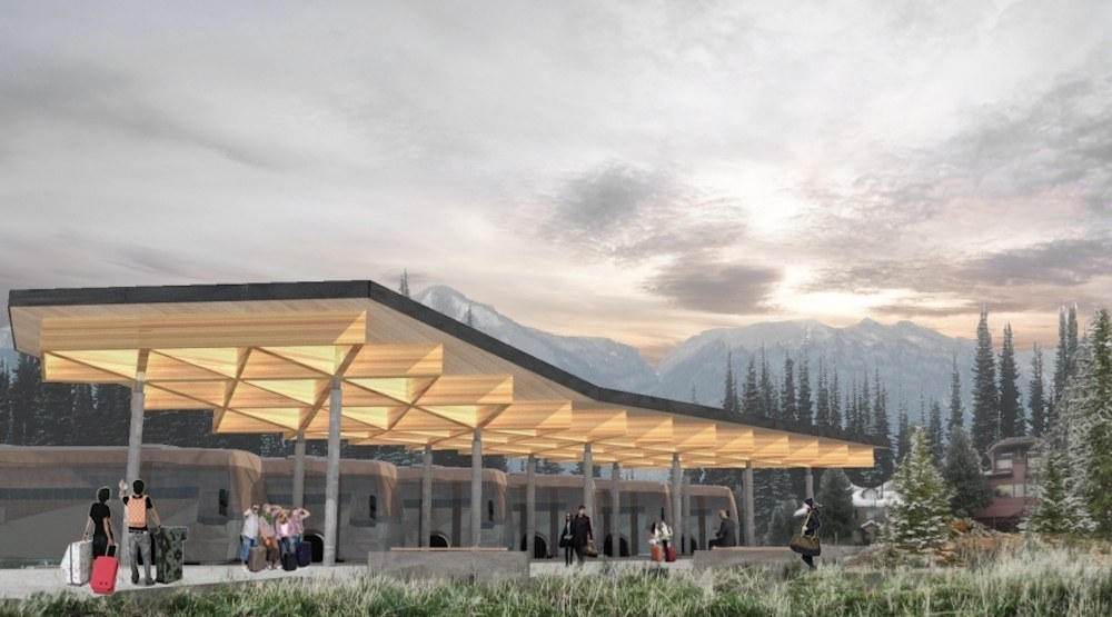 Whistler Building New 6 8 Million Gateway Loop For Coach Buses Daily Hive Vancouver