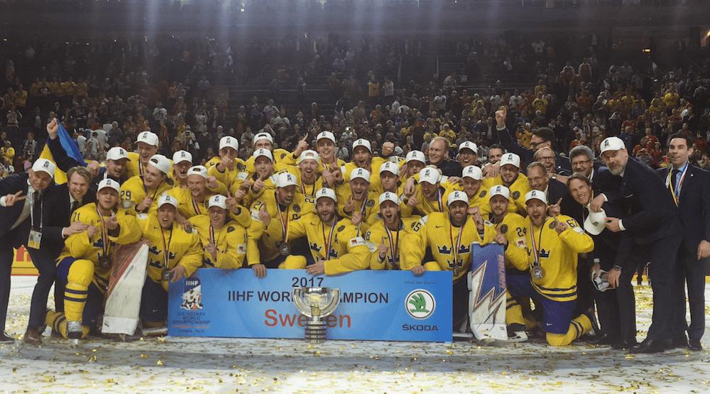 Sweden gold