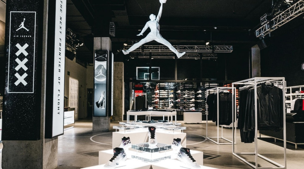 Toronto's only Air Jordan store has permanently closed