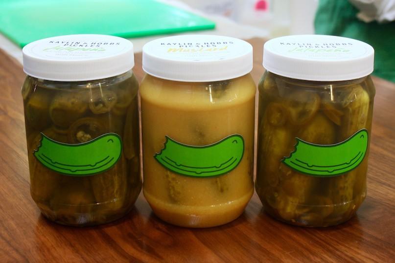 Kaylin & Hobbs Pickles_pickles