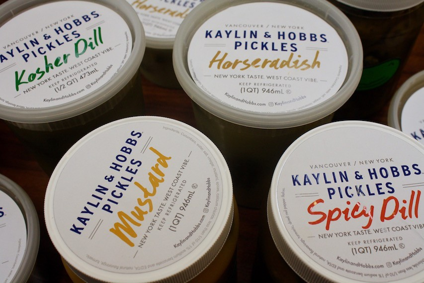 Kaylin & Hobbs Pickles_spread