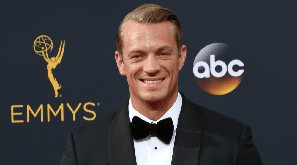 Joel Kinnaman at the 2016 Primetime Emmy Awards - Arrivals at the Microsoft Theater on September 18, 2016 in Los Angeles, CA