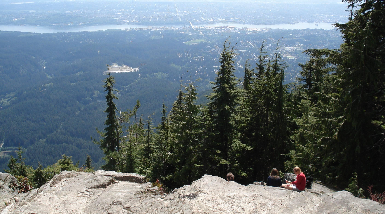 Lynn peak view