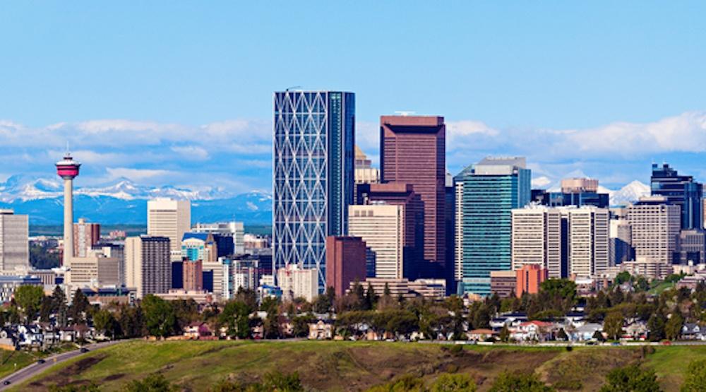 Calgary shutterstock