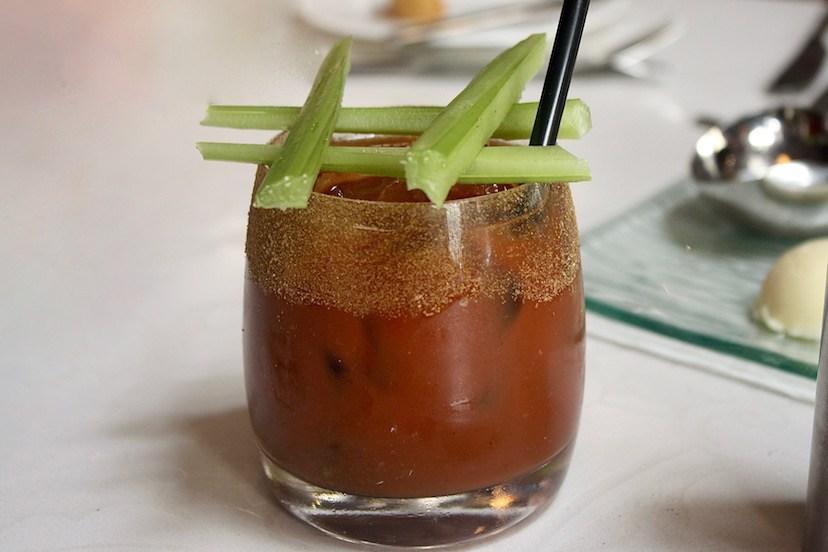 West Restaurant_Bloody Caesar