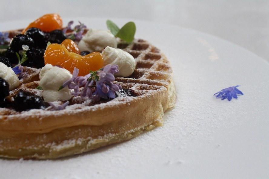 West Restaurant_brunch_waffle 2