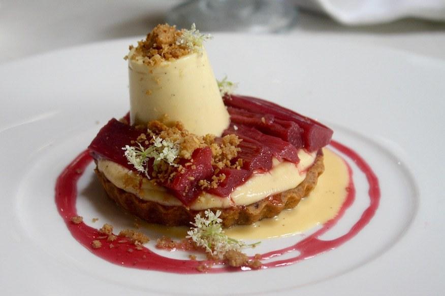 West Restaurant_dessert