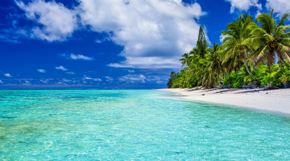 Cook Islands Rarotonga Beach