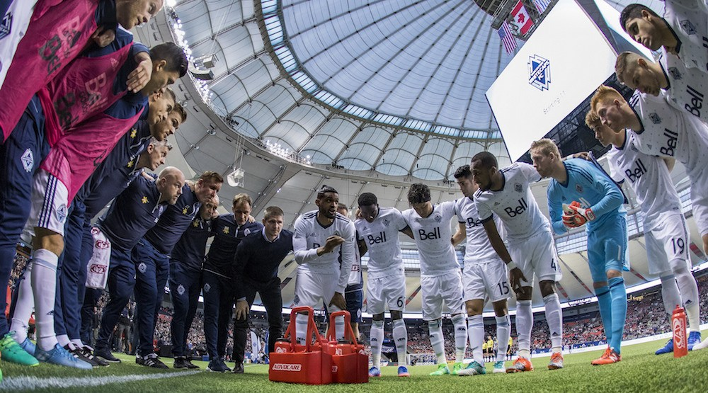 Get a picture on the pitch after Saturday's Whitecaps match (CONTEST)