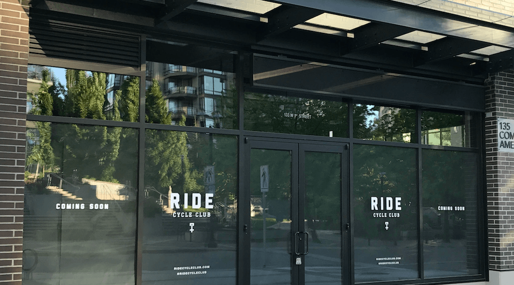 Ride Cycle Club to open new location in North Vancouver this summer