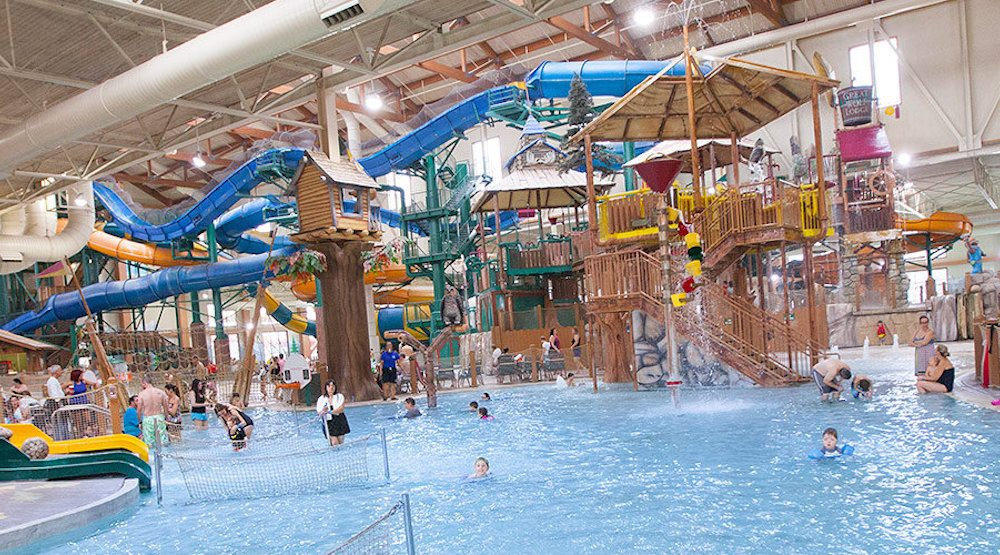 $150-million Great Wolf Lodge indoor water park resort proposed for Surrey