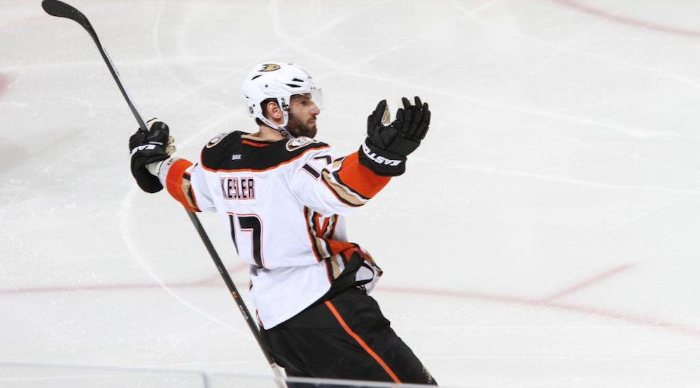 Former Canuck Kesler calls Game 6 loss with Ducks the 'toughest' of his career
