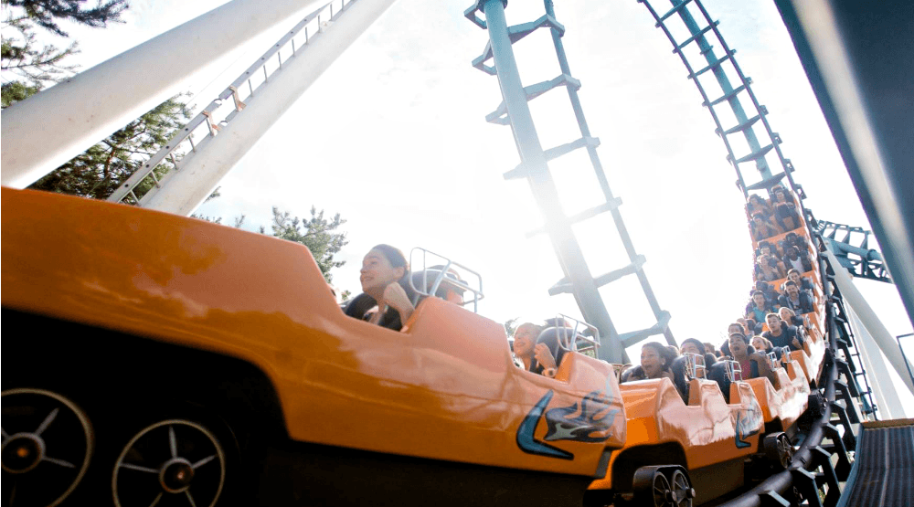 14 photos of the opening weekend of La Ronde