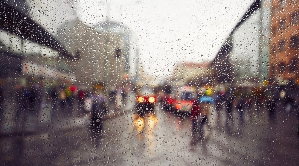 Yesterday was the 5th rainiest May day in Toronto's history
