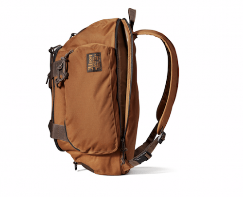 The Duffle Pack in Whiskey (Filson)