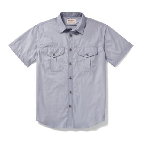 Short Sleeve Feather Cloth Shirt (Filson)