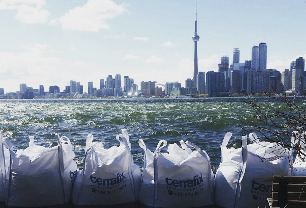 Toronto Island even more flooded after yesterday's rainfall (PHOTOS)