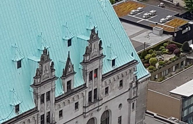 Does this photo prove the Fairmont Hotel Vancouver ghost is real?