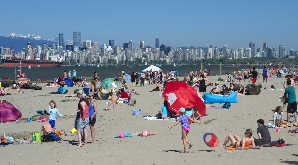 Swimming advisory issued for Kits Beach due to high E.coli levels
