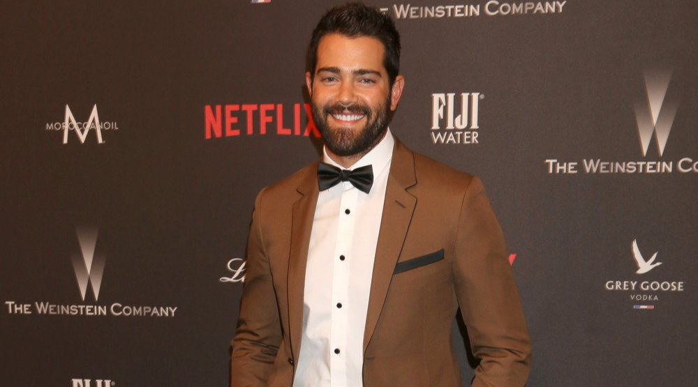 Jesse Metcalfe at the Weinstein And Netflix Golden Globes After Party at Beverly Hilton Hotel Adjacent on January 8, 2017 in Beverly Hills, CA