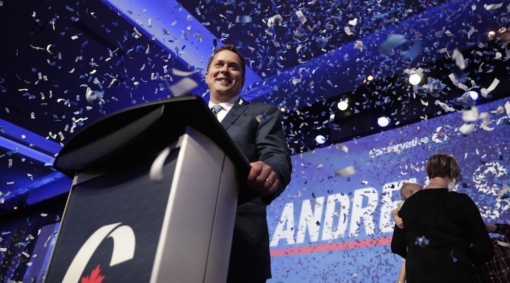 Andrew scheer conservative leader