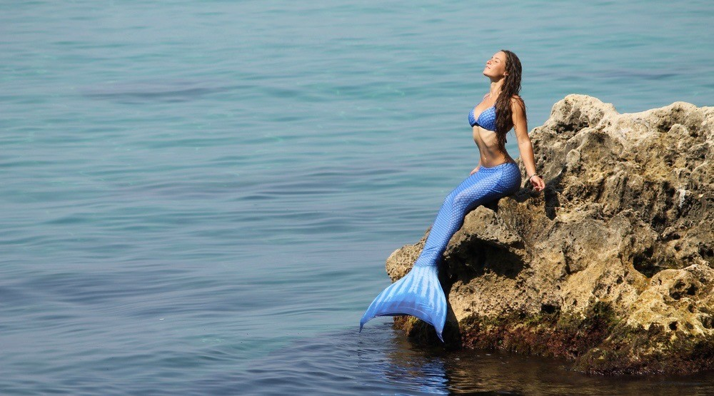 There's a costumed Mermaid Ball in Toronto next month