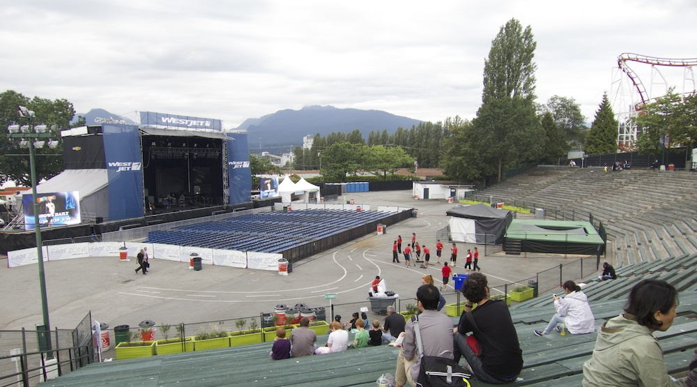 Could the 4/20 smoke-out move to the PNE in 2018?