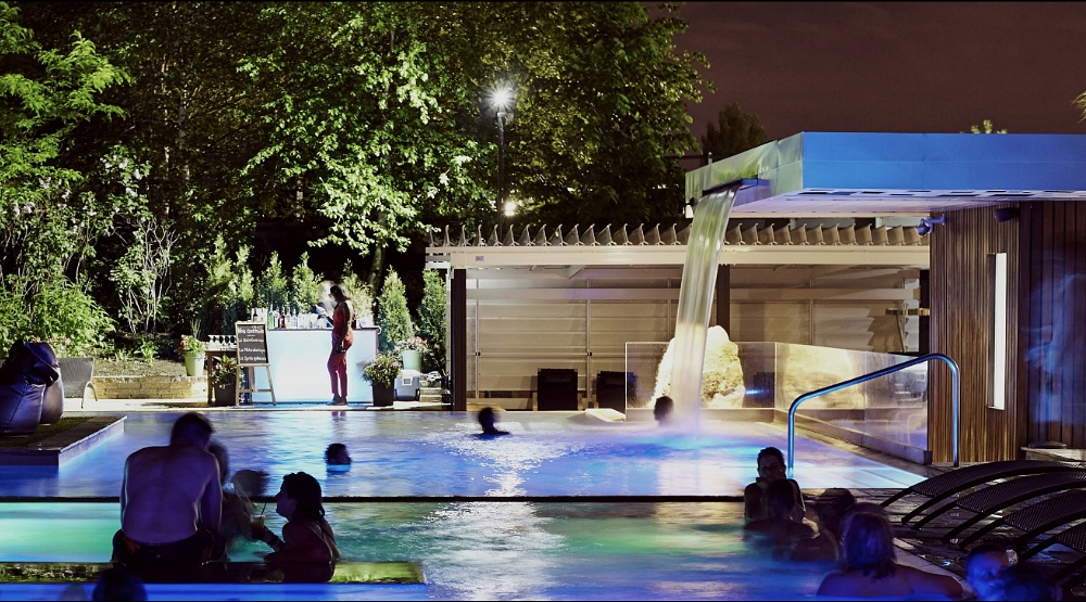 Spa Bota Bota is hosting after hours events this summer