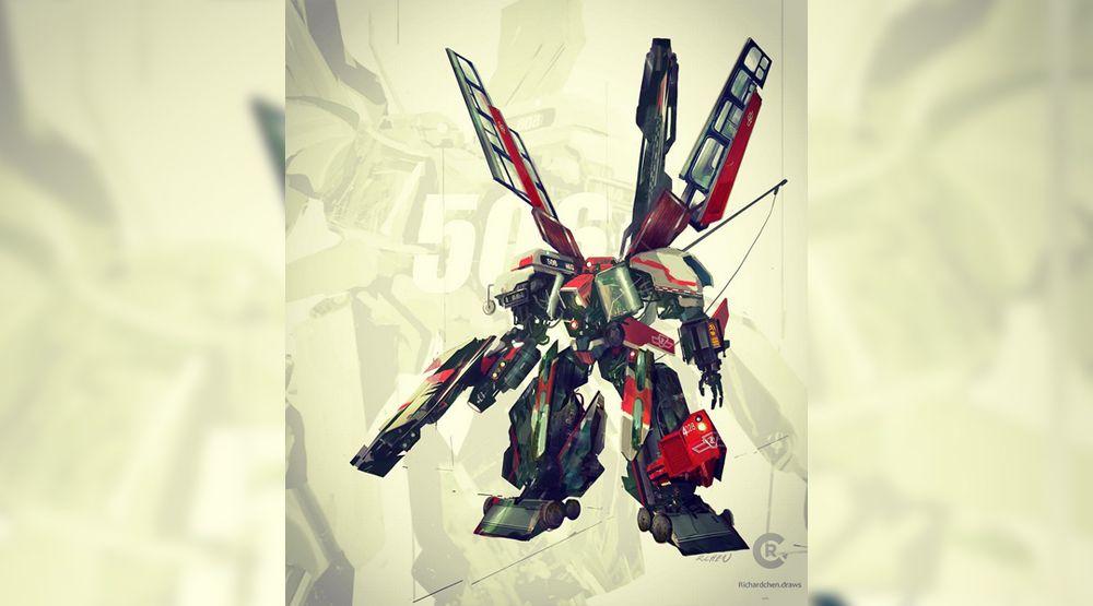 Ttc transformer