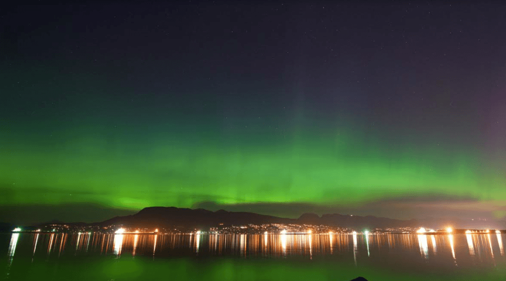 BC was treated to a Northern Lights show over the weekend (PHOTOS, VIDEO)