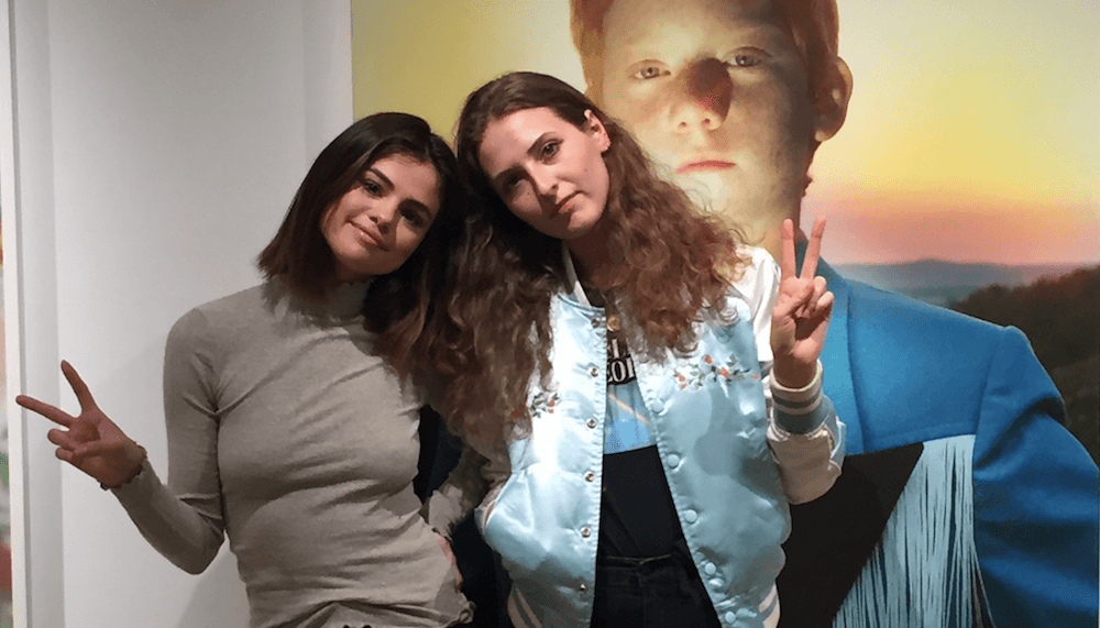 Selena Gomez spotted at Toronto photography exhibit over the weekend