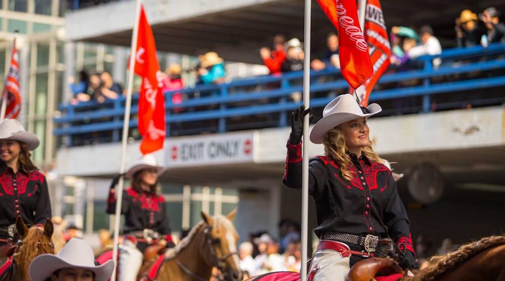 Calgary stampede fb parade 1