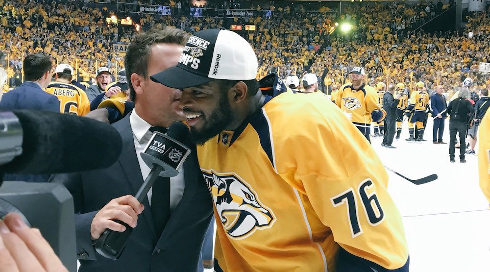 Kevin Weekes: Race 'definitely had a role' in Canadiens trading PK Subban