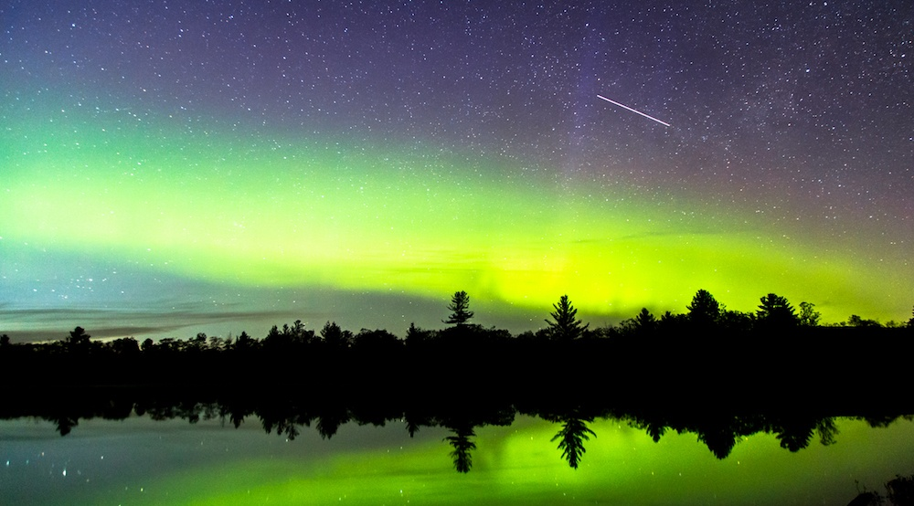 The Northern Lights put on an incredible display near Toronto this weekend (PHOTOS)