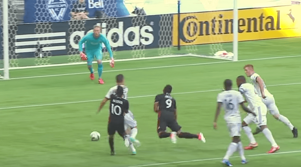 Cheating to win: MLS needs to take diving more seriously