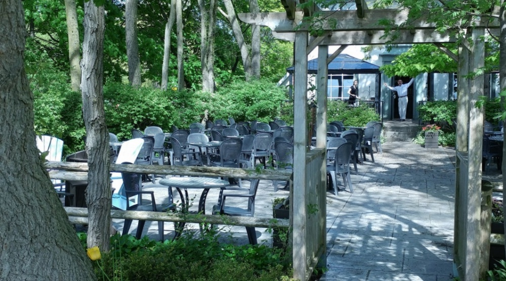 The Rectory Cafe on Toronto Islands to close after this season