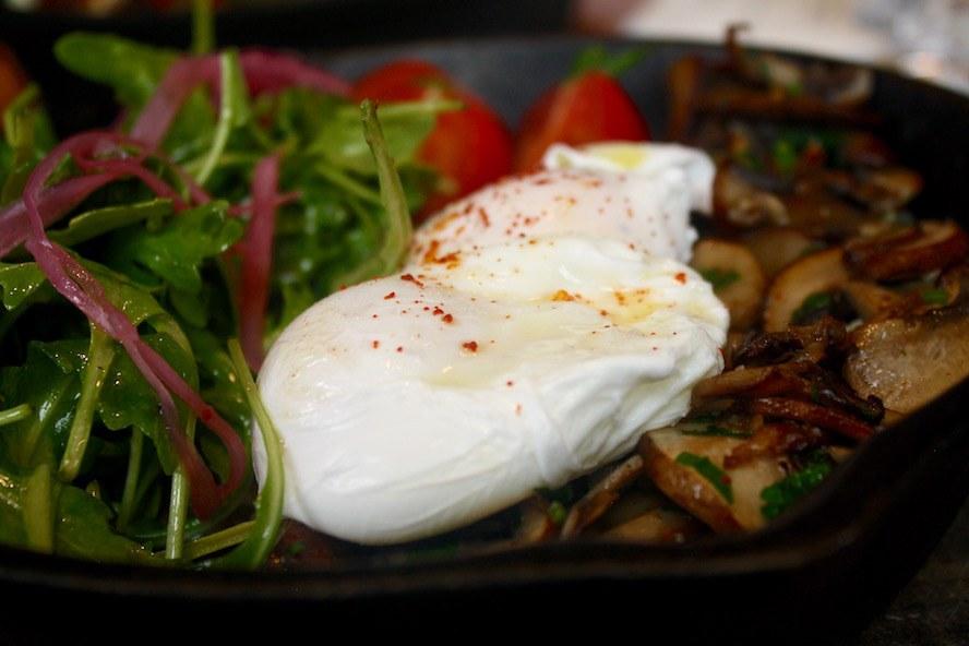 Edible brunch_Breakfast of Champignons