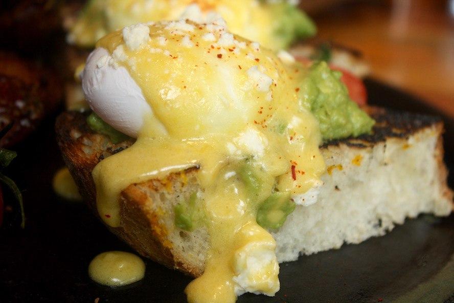 Edible brunch_avocado benny