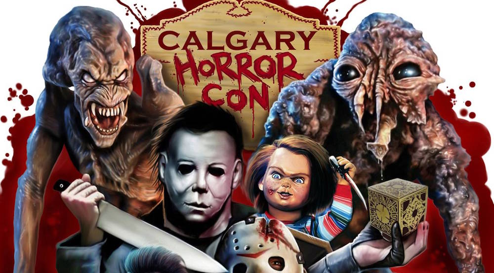 Calgary hosts 'Horror Con' at Clarion Hotel June 10 and 11