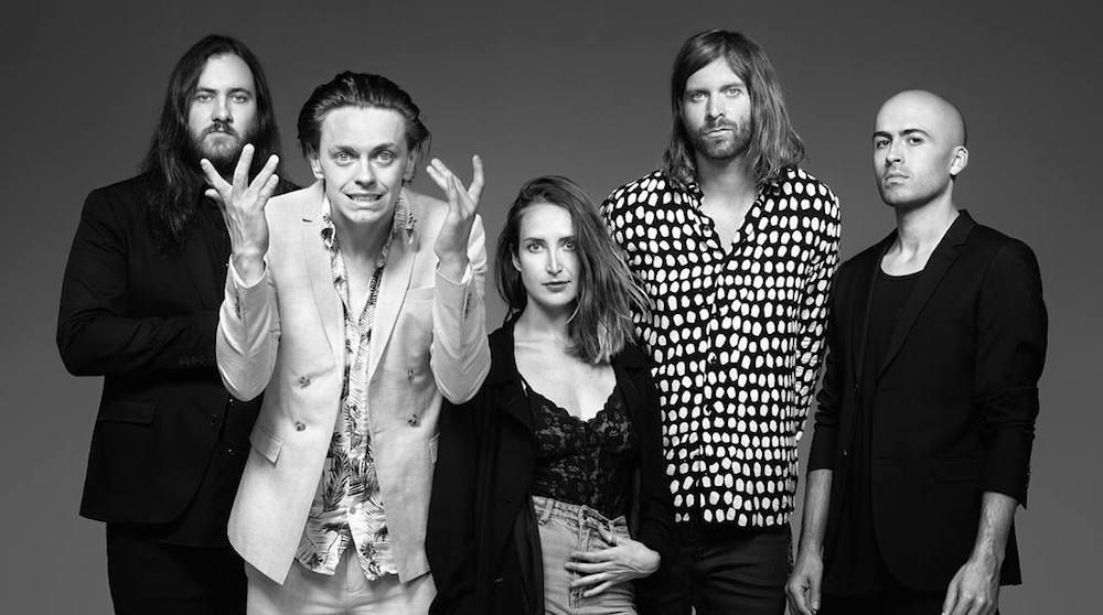 Coca-Cola Stage lineup to be headlined by July Talk and Whitehorse