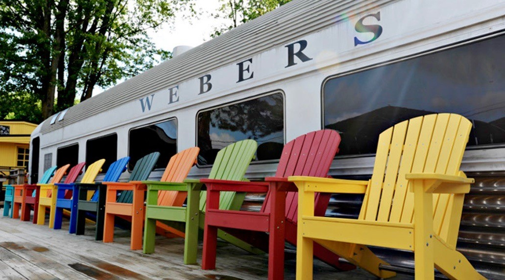 Ontario's famous Webers Burgers now on the menu at Toronto concert venue