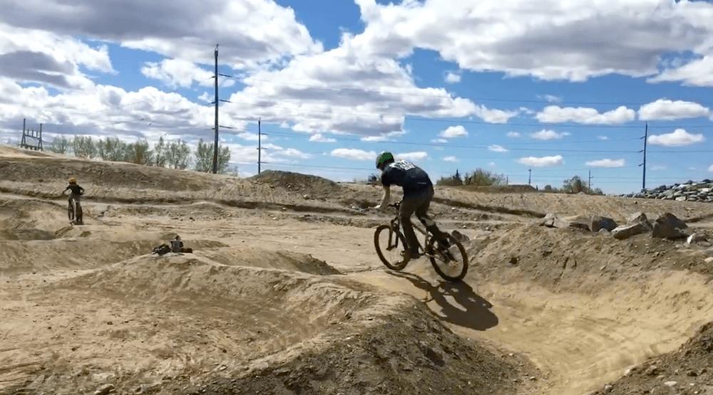 New Fish Creek Mountain Bike Skills Park perfect for off road bikers