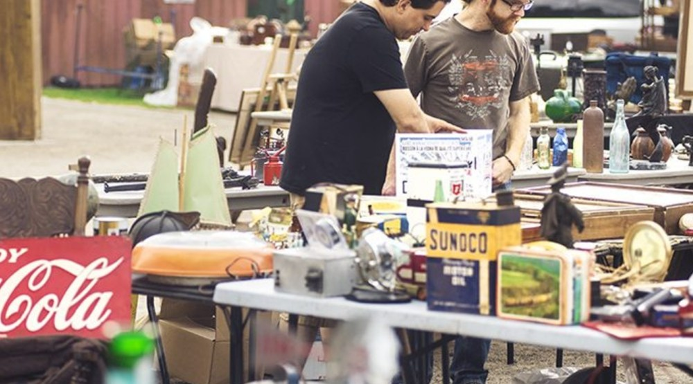 Massive antique market taking place just 1 hour from Toronto next weekend