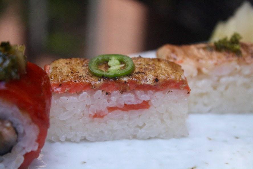 Minami Spring Menu_Aburi sushi 6
